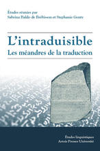 L'Intraduisible: les méandres de la traduction
